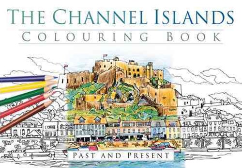 Channel Islands Colouring Book