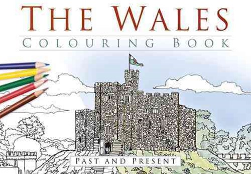 Wales Colouring Book