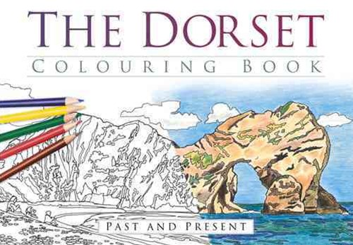 Dorset Colouring Book