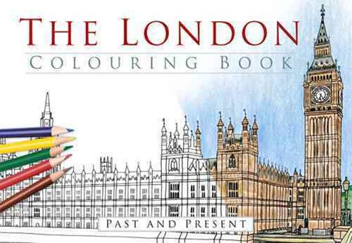 London Colouring Book