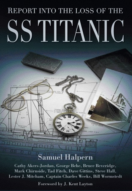 (ebook) Report into the Loss of the SS Titanic