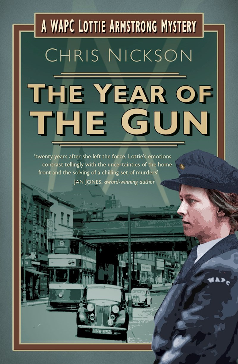 Year of the Gun: A WAPC Lottie Armstrong Mystery