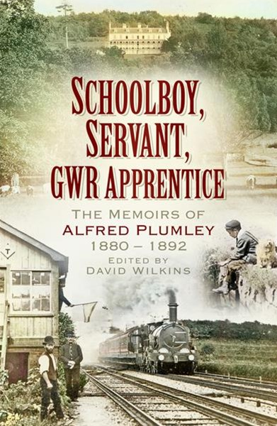 Alfred Plumley, GWR Apprentice