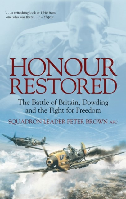 (ebook) Honour Restored