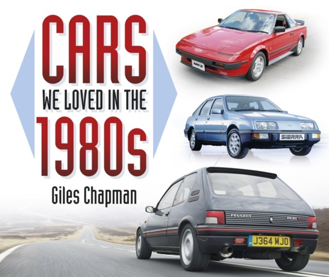 (ebook) Cars We Loved in the 1980s
