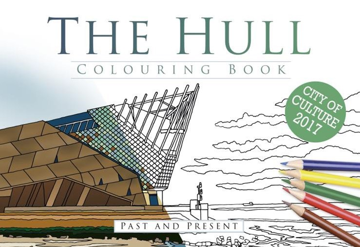 Hull Colouring Book