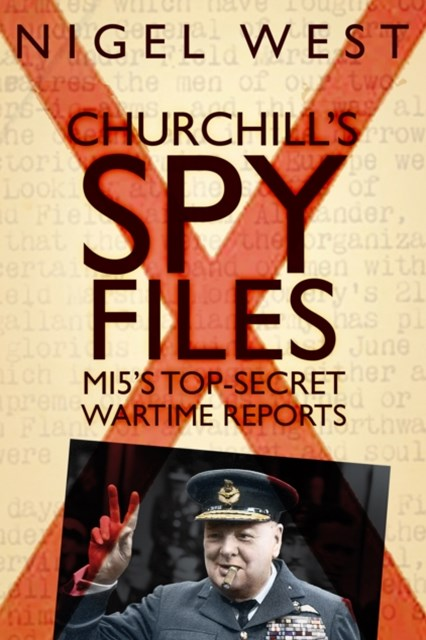 (ebook) Churchill's Spy Files