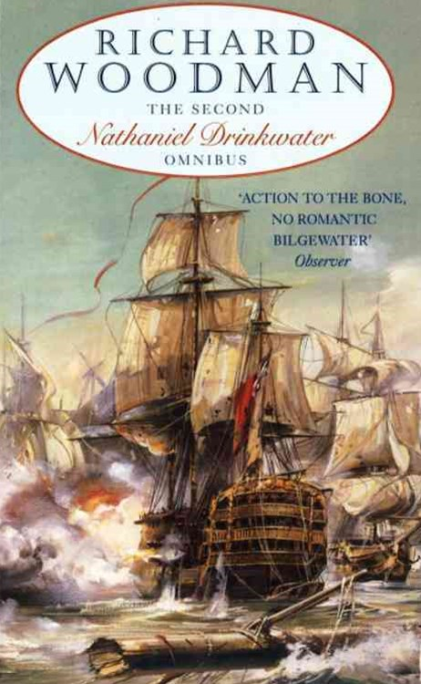 The Second Nathaniel Drinkwater Omnibus