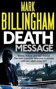 Death Message by Mark Billingham, Robert Glenister (9780751548617) - PaperBack - Crime Mystery & Thriller