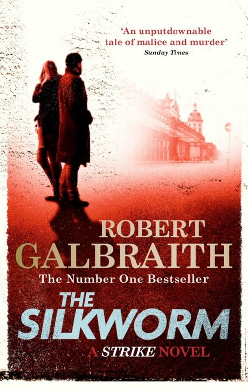 The Silkworm (Cormoran Strike, Book 2)