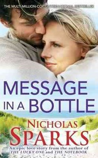 Message In A Bottle by Nicholas Sparks (9780751551884) - PaperBack - Modern & Contemporary Fiction General Fiction