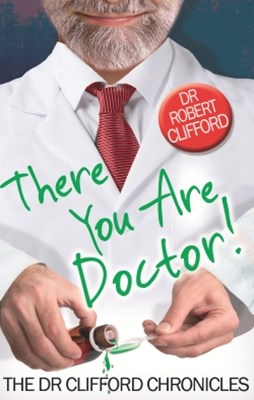 (ebook) There You Are, Doctor!