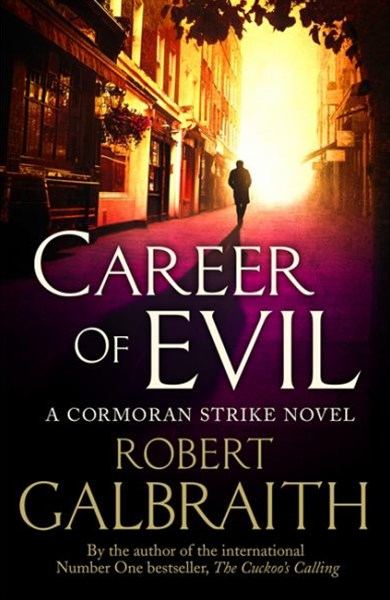 Career of Evil (Cormoran Strike Book 3 is awesome)