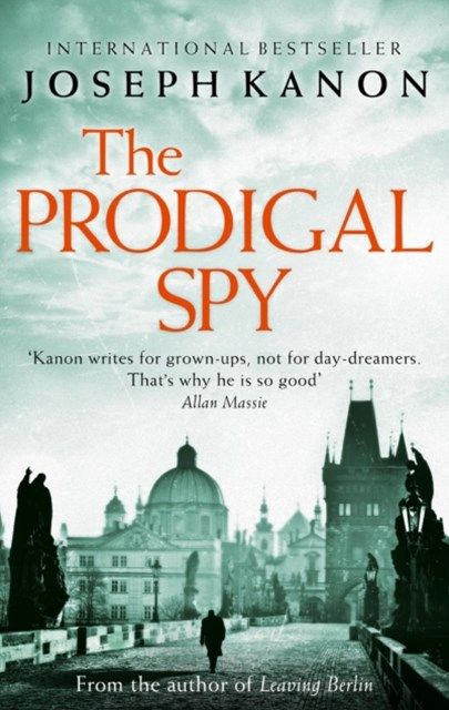 (ebook) The Prodigal Spy