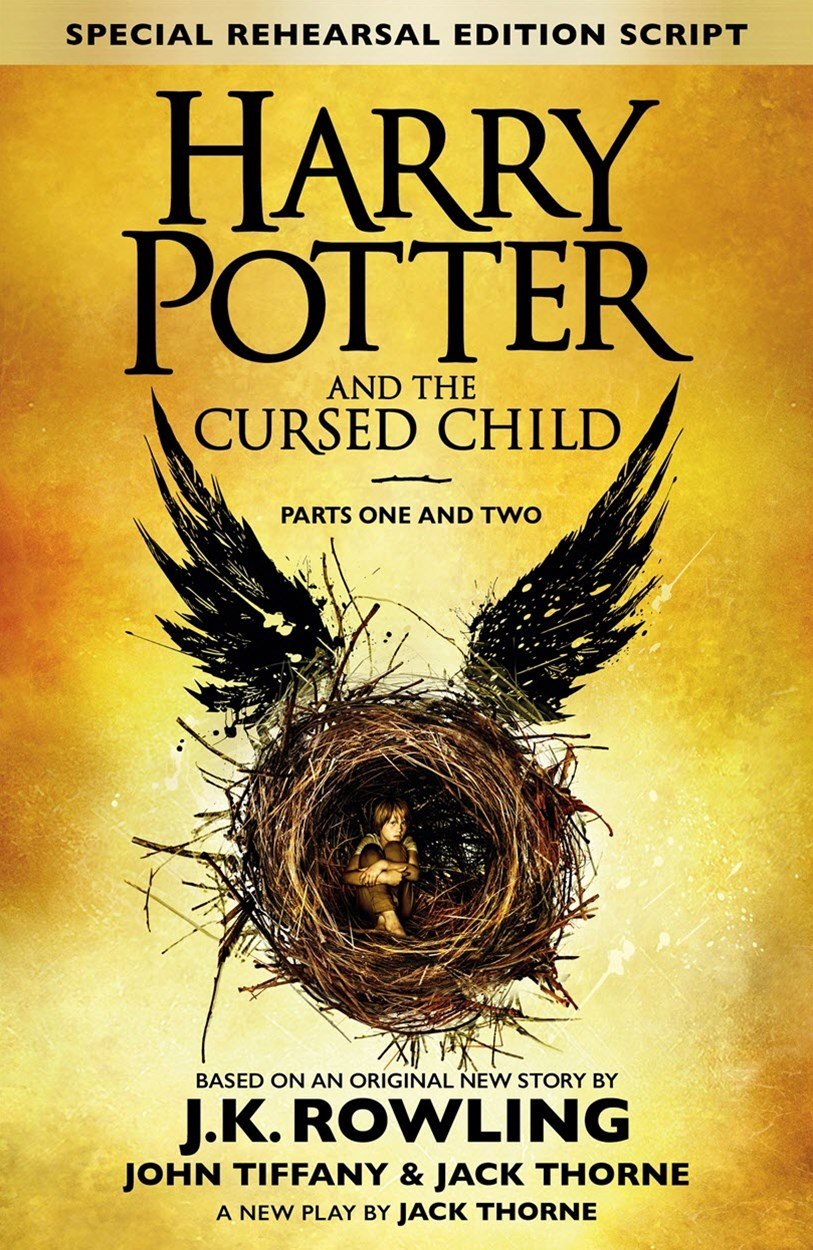 Harry Potter and the Cursed Child Parts I and II (Special Rehearsal Edition)