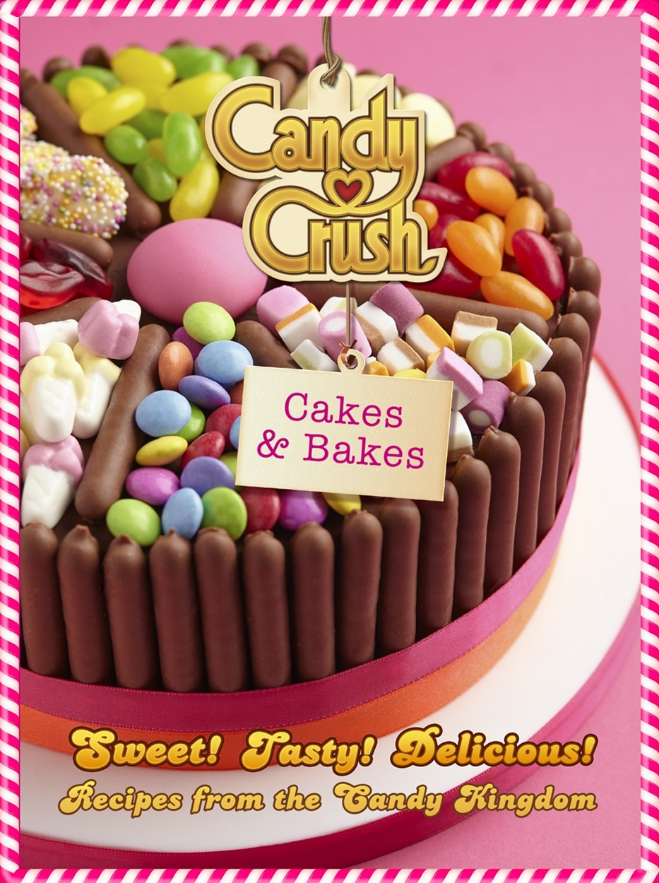 Candy Crush Cakes and Bakes