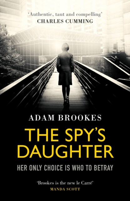 Spy's Daughter
