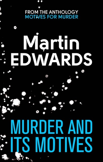 (ebook) Murder and its Motives
