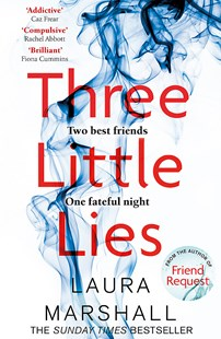 Three Little Lies by Laura Marshall (9780751568363) - PaperBack - Modern & Contemporary Fiction General Fiction