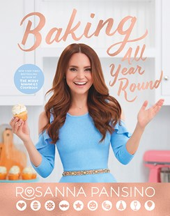 Baking All Year Round by Rosanna Pansino (9780751574005) - HardCover - Cooking Desserts