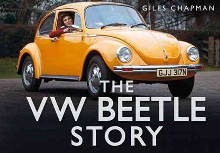 VW Beetle Story by GILES CHAPMAN (9780752484600) - HardCover - History European