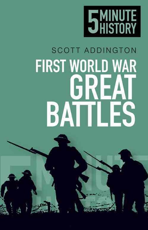 First World War Great Battles: 5 Minute History