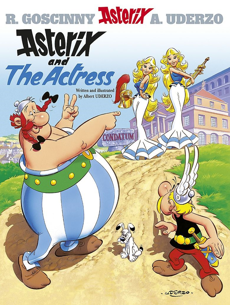 Asterix: Asterix And The Actress