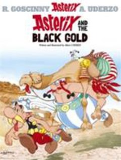 Asterix: Asterix and the Black Gold