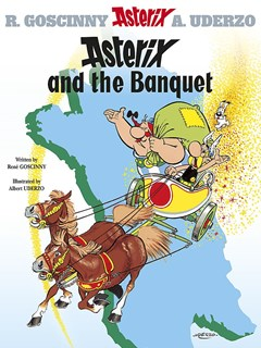 Asterix: Asterix and the Banquet