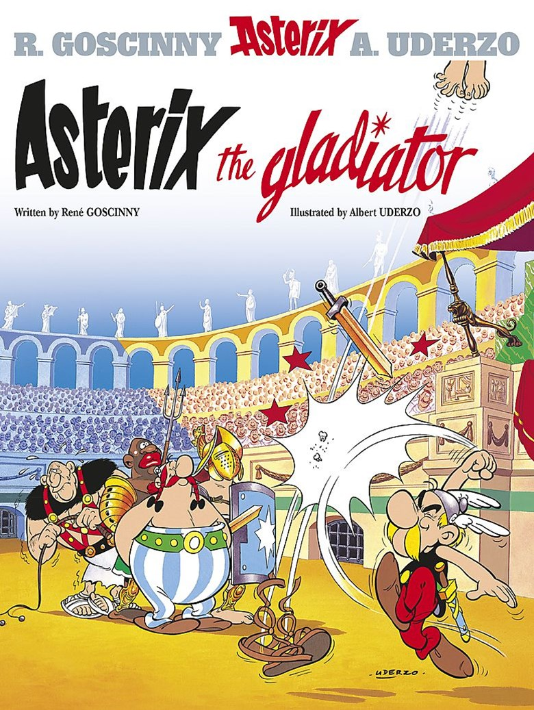 Asterix: Asterix The Gladiator