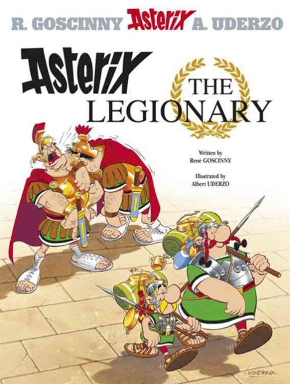 Asterix: Asterix The Legionary