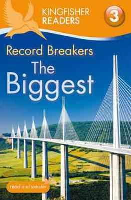 Kingfisher Readers: Level 3 Record Breakers