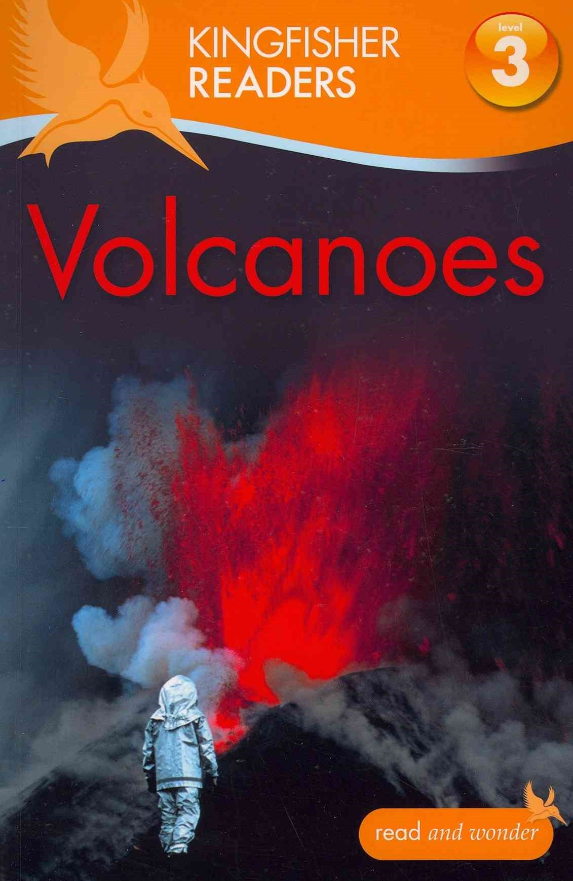 Volcanoes - Kingfisher Readers