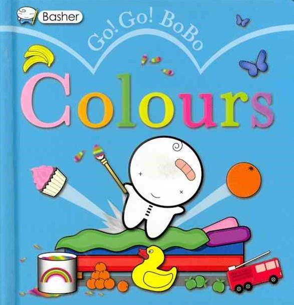 Go! Go! Bobo! Colours