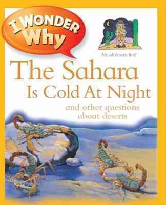 I Wonder Why Sahara is Cold at Night