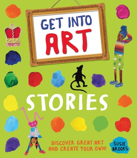 Get into Art: Stories