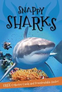 It's All About: Snappy Sharks by Kingfisher (9780753438862) - PaperBack - Non-Fiction Animals