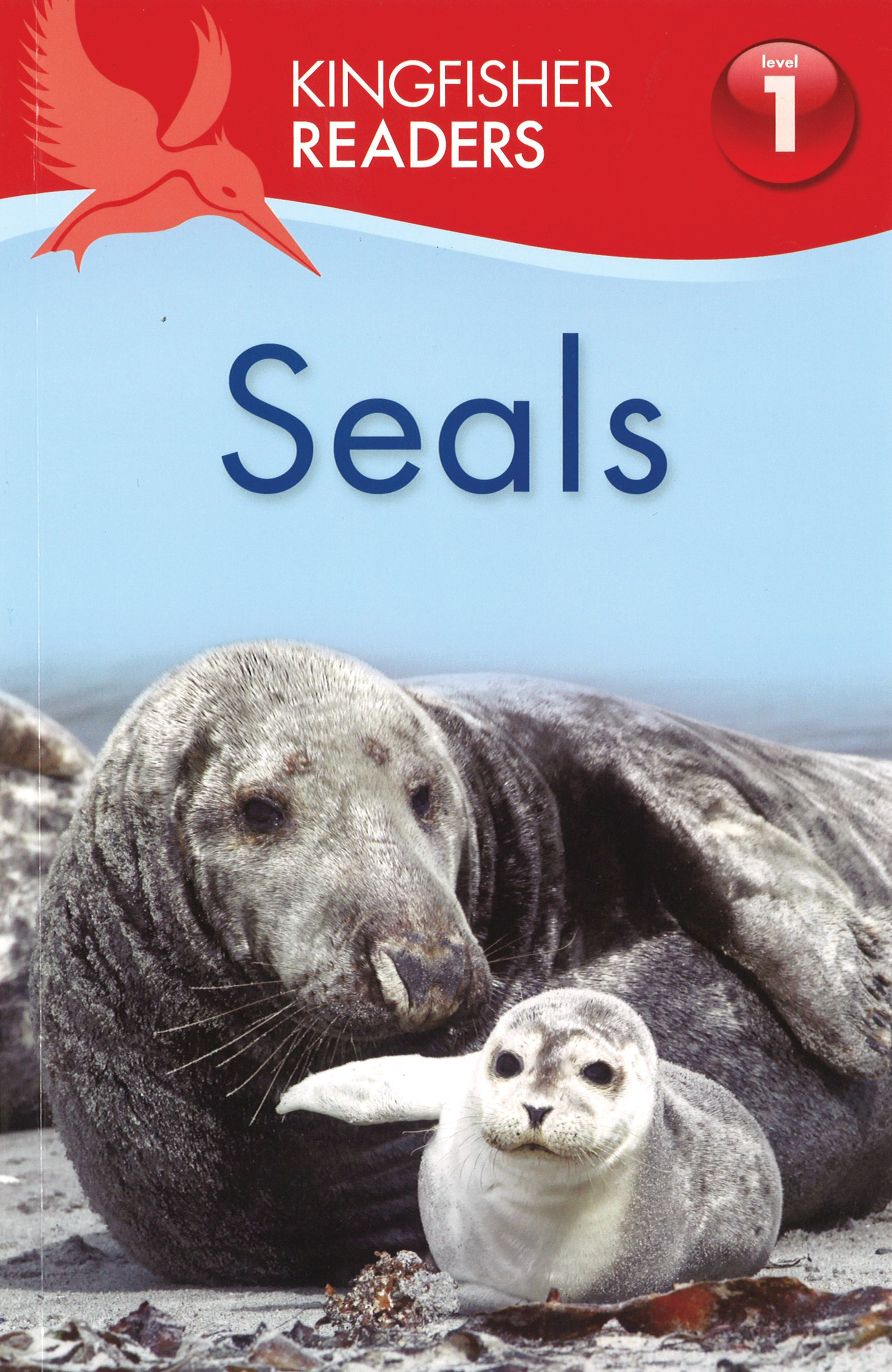 Kingfisher Readers Level 1: Seals