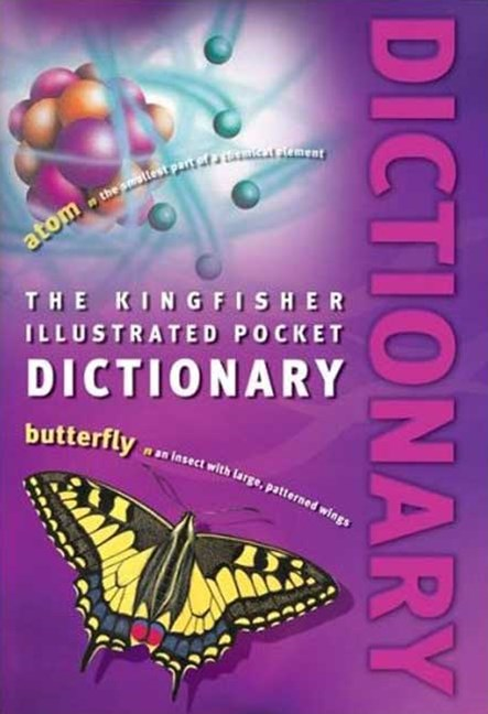 The Kingfisher Illustrated Pocket Dictionary