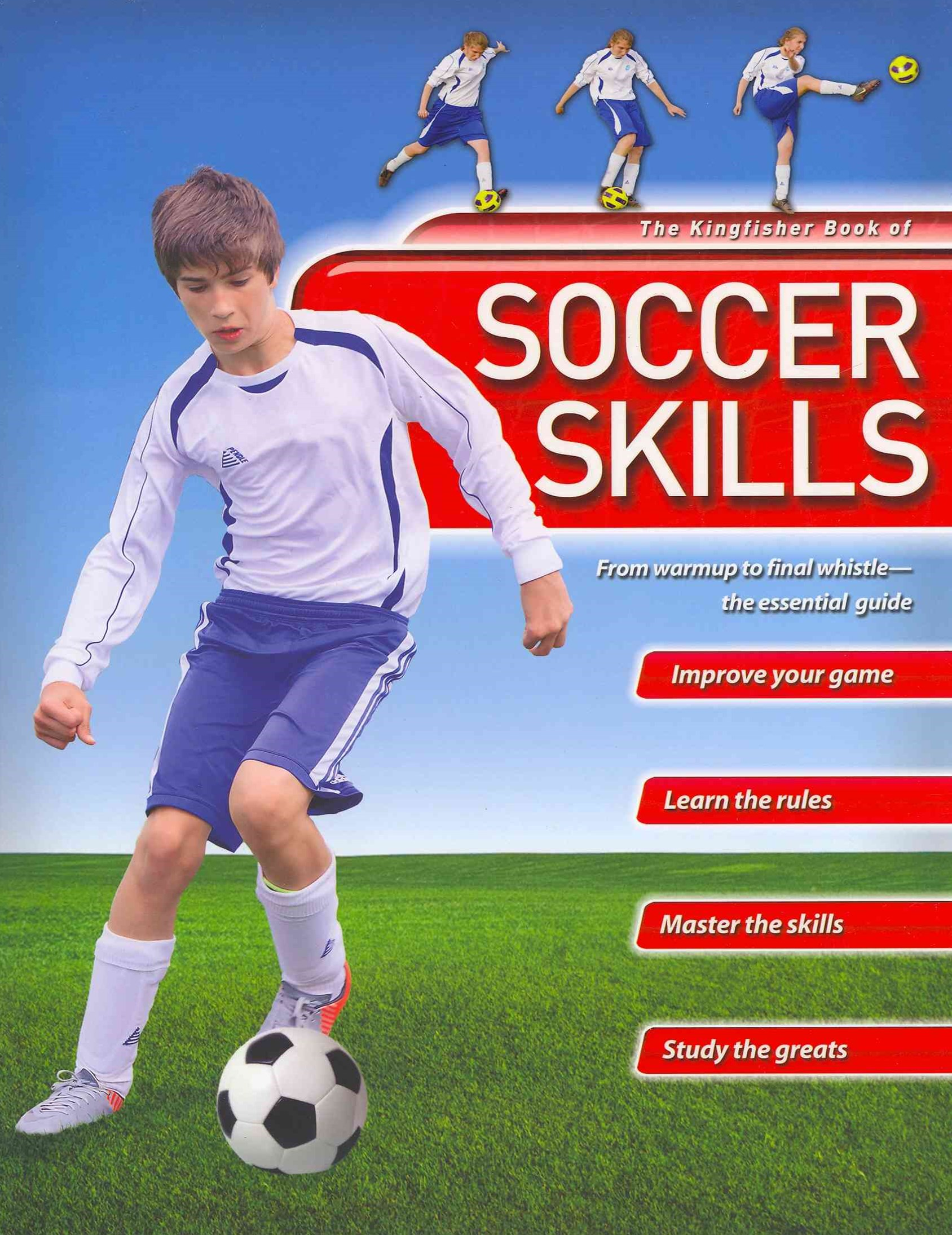 Kingfisher Book of Soccer Skills