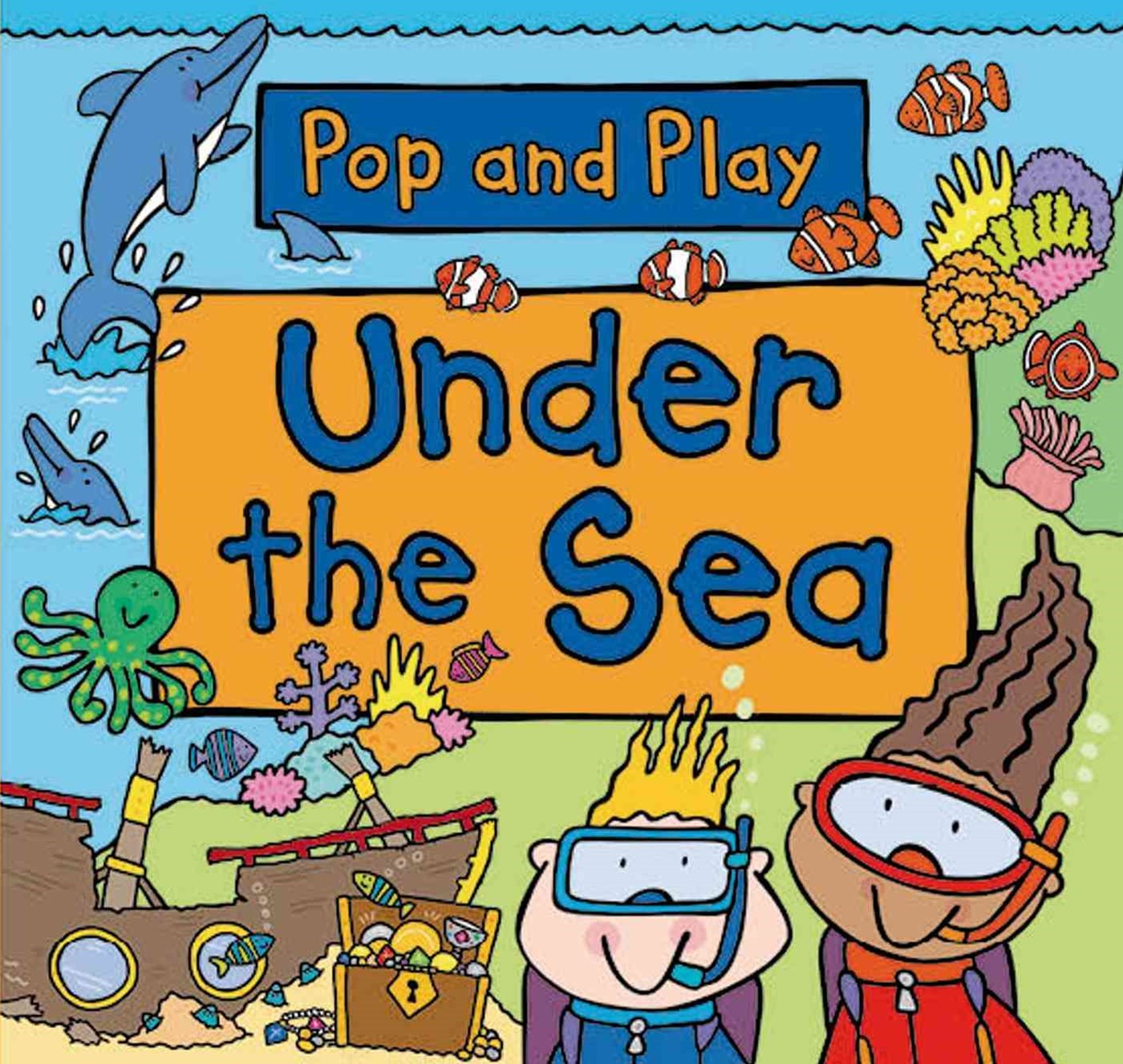 Pop and Play: under the Sea