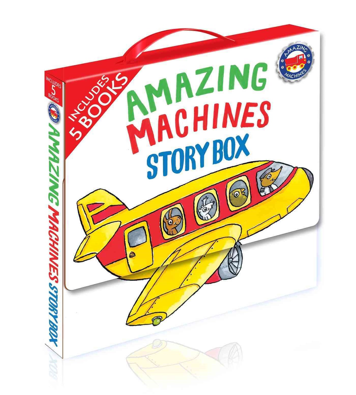 Amazing Machines Story Box