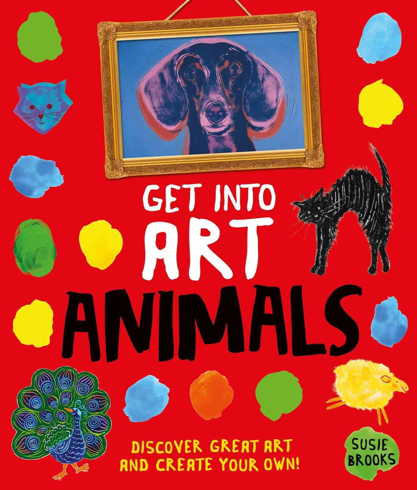 Get into Art Animals