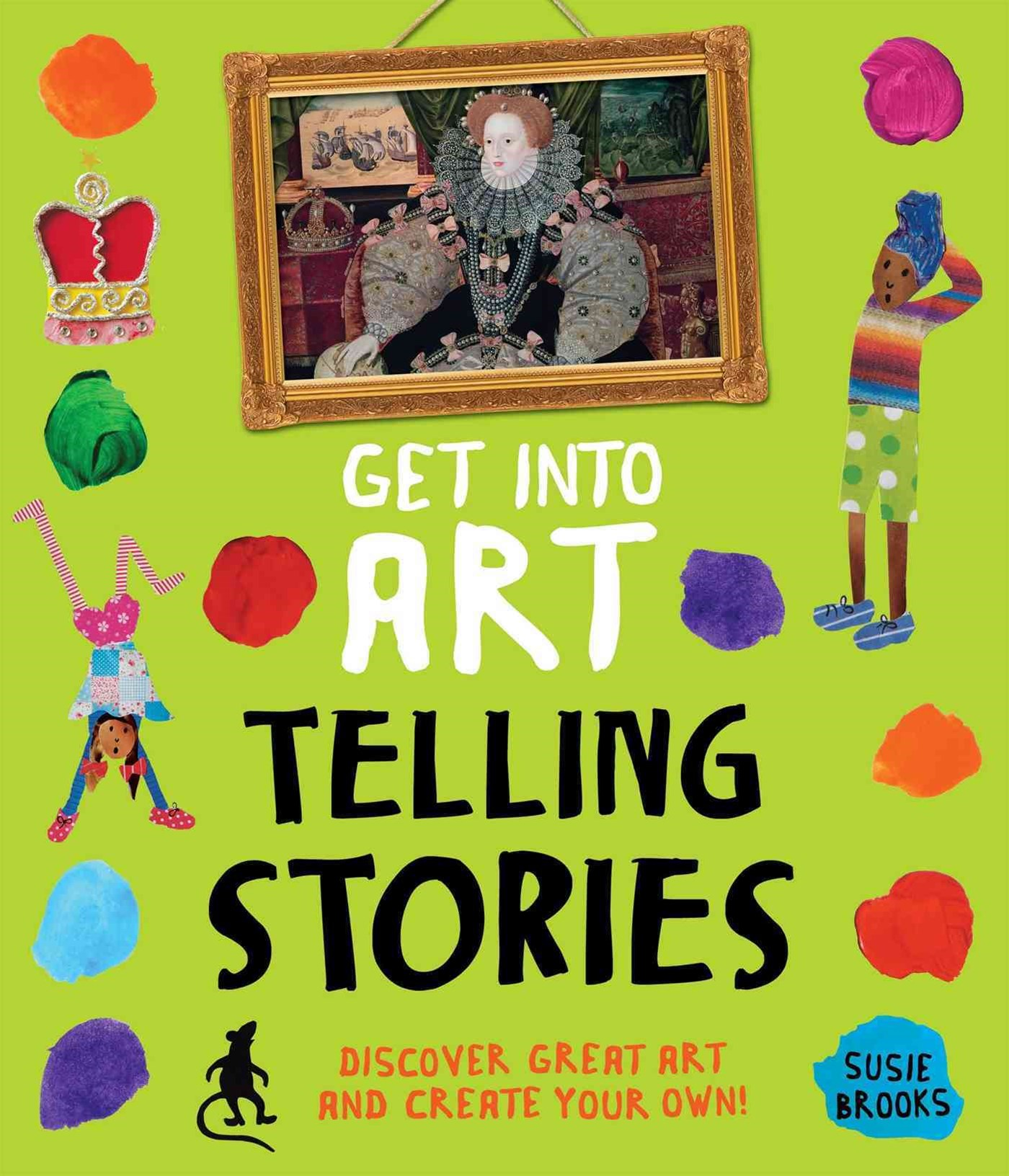 Get into Art Telling Stories