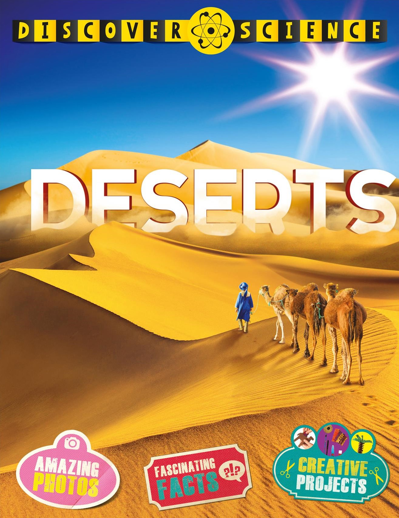 Discover Science - Deserts