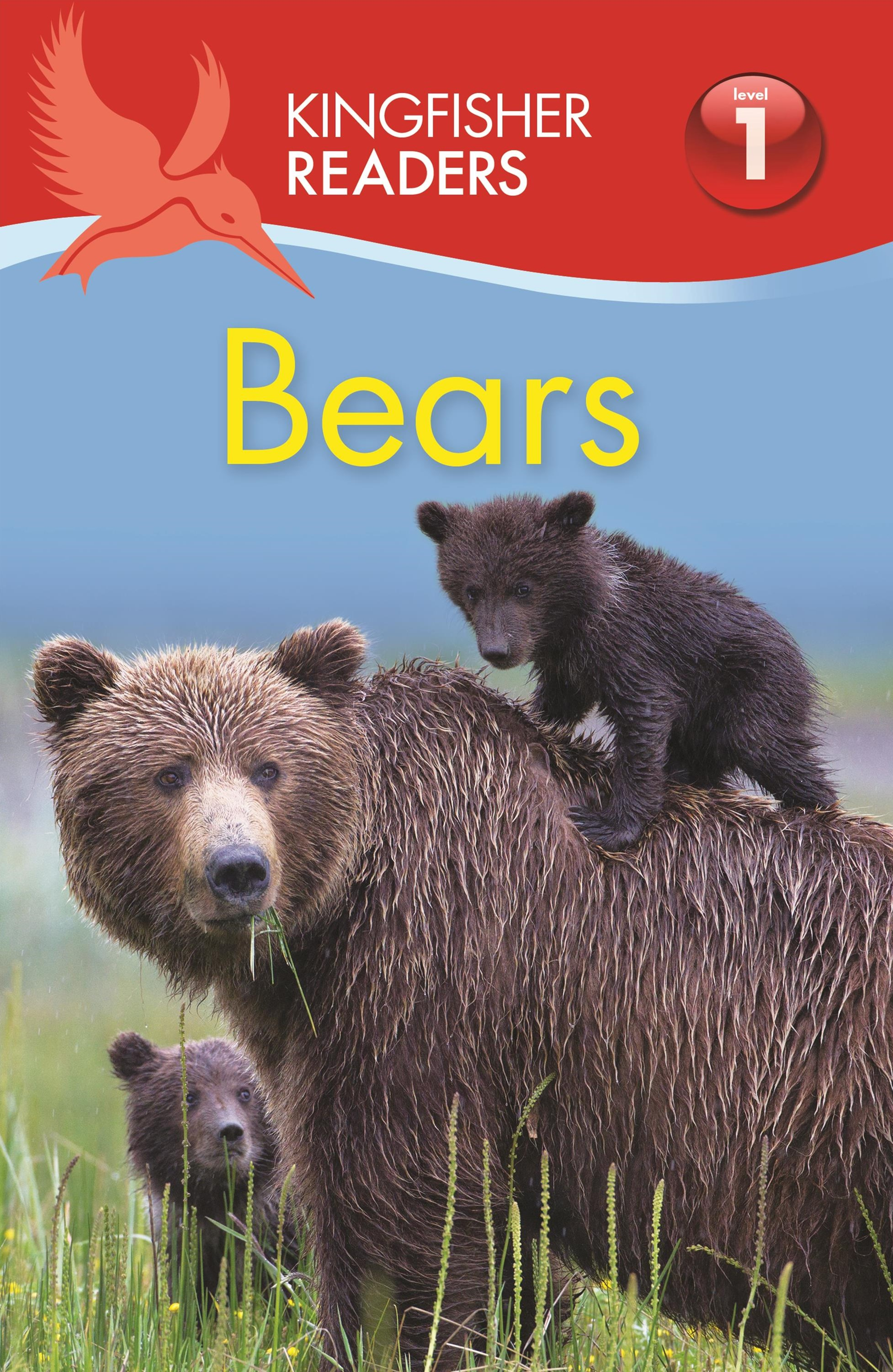 Kingfisher Readers L1: Bears