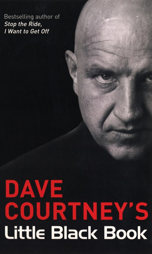 Dave Courtney's Little Black Book