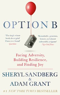 Option B by Sheryl Sandberg, Adam Grant (9780753548295) - PaperBack - Health & Wellbeing Lifestyle