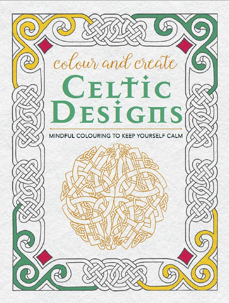 Colour and Create: Celtic Designs