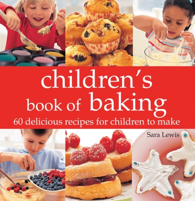 (ebook) Children's Book of Baking